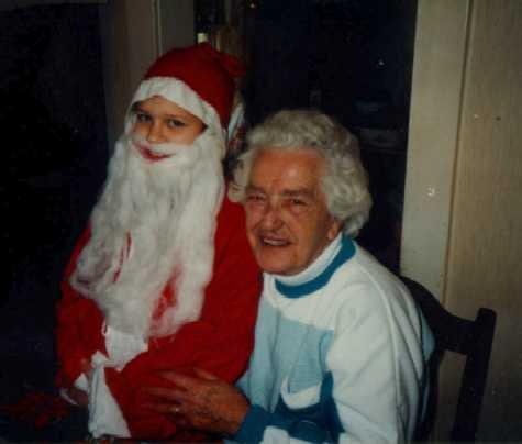 Granny Christmas
